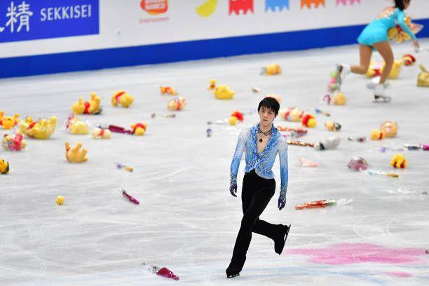 yuzuru hanyu pangeran es asal jepang dengan segudang prestasi